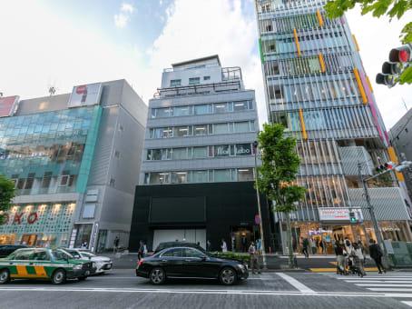 Prédio em 6-28-9 Jingumae, 3F/5F/6F Tobu Building, Shibuya-ku em Shibuya-ku 1