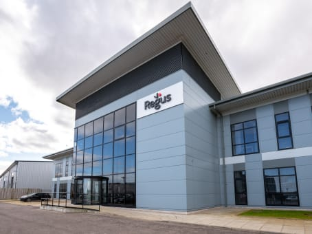 Building at Cirrus Building, 6 International Avenue, ABZ Business Park, Dyce Drive, Dyce in Aberdeen 1