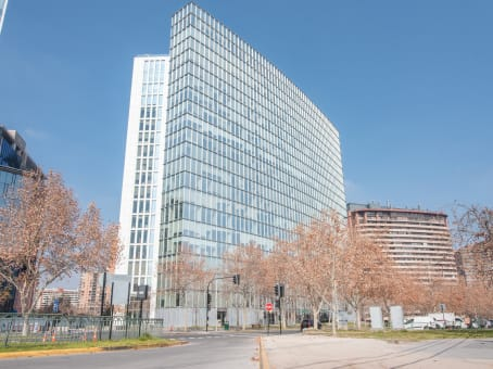 Building at Ave. Presidente Riesco #5335, 9th Floor, Comuna Las Condes in Santiago 1