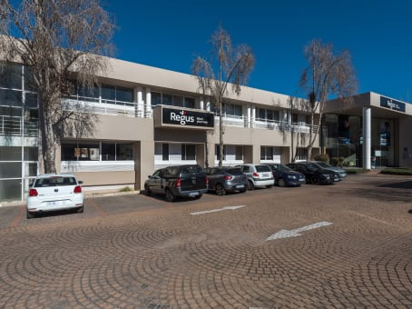 Building at 21 Woodlands Drive, Woodmead, Country Club Estate, Block B, Ground Floor, Building No 2 in Johannesburg 1