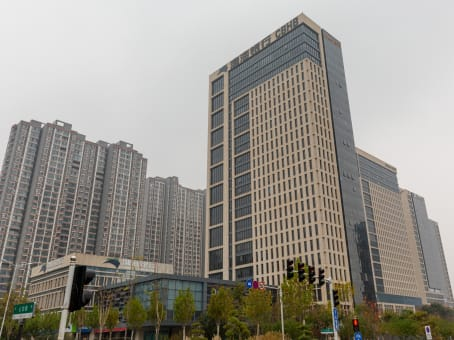 Building at 88 East Jinshui Road, 18/F, Building D, Kineer IFC in Zhengzhou 1