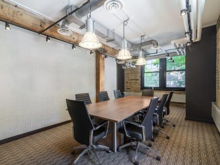Building at 60 Atlantic Avenue, Suite 200 in Toronto 1