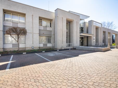 Building at Eastgate Office Park, South Boulevard Road, Eastgate in Johannesburg 1