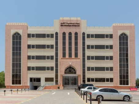 Prédio em 1st. Floor, Regus Shatti Al Qurum, Bait Mahmiyat Building, Shatti Al Qurum em Muscat 1