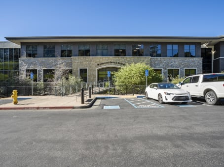 Building at 7250 Redwood Blvd., Suite 300 in Novato 1