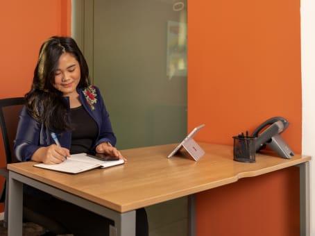 Mødelokalerne i Jakarta, The Vida