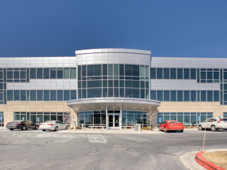 Building at 3450 N. Triumph Blvd., Suite 102 in Lehi 1