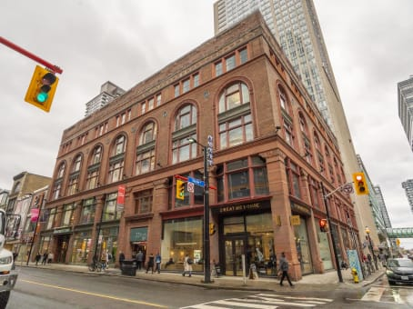 Building at 229 Yonge Street, Suite 400 in Toronto 1