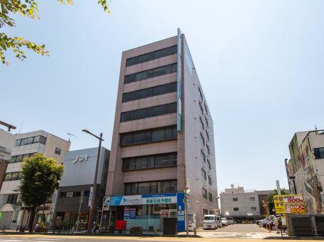 Mødelokalerne i Ibaraki, Mito (Open Office)