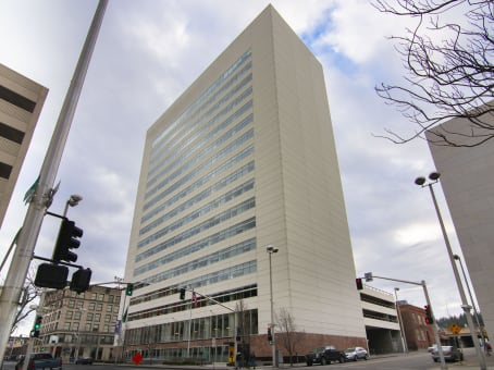 Building at 601 West 1st Avenue, Downtown Spokane, Suite 1400 in Spokane 1