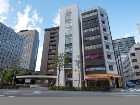Mødelokalerne i Tokyo, Jinbocho (Open Office)