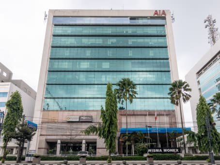 Building at Jl. Asia Afrika 133 – 137, Wisma Monex 9th floor in Bandung 1