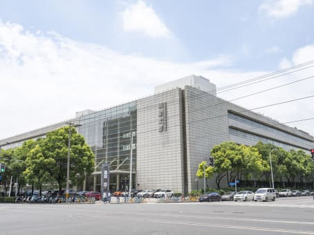 Building at 888 Bibo Road, 1/F, Changxing Building Building 1 in Shanghai 1
