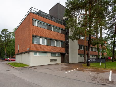Building at Aalto University Campus, Metallimiehenkuja 10 in Espoo 1
