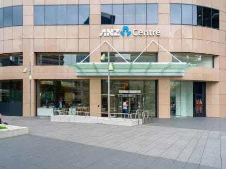 Building at 23-29 Albert Street, Level 33, ANZ Centre in Auckland 1