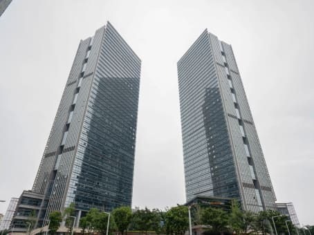 Building at 301 Hanzhongmen Avenue, 8/F, Building E07, Suning Wisdom Valley in Nanjing 1