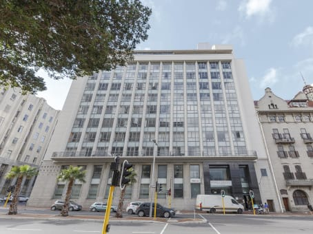 Building at Corner Wale Street and Burg Street, 7th Floor, Mandela Rhodes Place in Cape Town 1