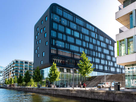 Building at Business Centre Winghouse, Oerestads Boulevard 73 in Copenhagen 1
