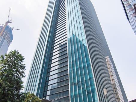 Mødelokalerne i Jakarta, Menara Palma