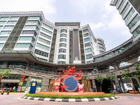 Mødelokalerne i Kuala Lumpur, Solaris Mont Kiara