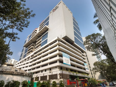 Building at Western Express Highway, 13th Floor, R Tech Park, Goregaon East in Mumbai 1