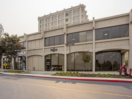 Building at 3000 El Camino Real, Building 4, Suite 200 in Palo Alto 1