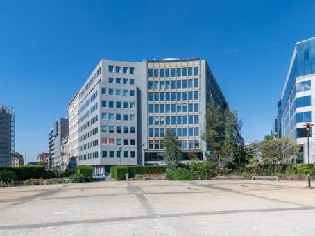 Mødelokalerne i Brussels, Schuman
