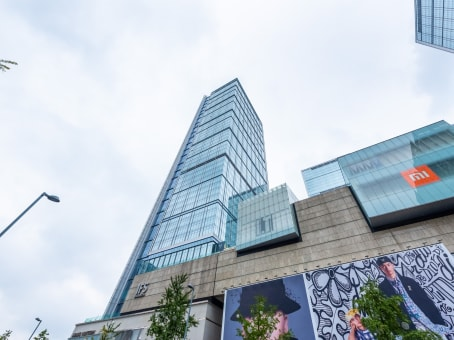 Building at 1 Hongxing Road Section 3, Unit 1-6, 25/F, Tower 1, International Finance Square (IFS) in Chengdu 1