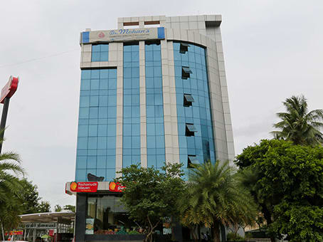 "Building at 'Srivari Srimath"", 3rd floor, Door No.1045, Avinashi Road in Coimbatore 1"