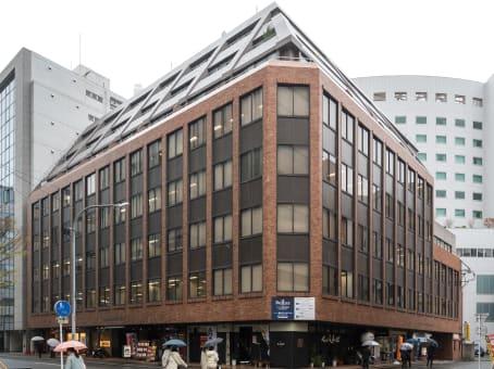 Mødelokalerne i Fukuoka, Hakataeki Chikushiguchi Centre