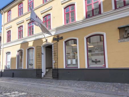 Mødelokalerne i Malmo, Central