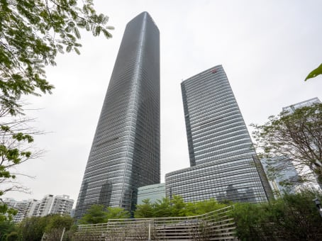 Building at 88 First Haide Road, 7/F, Tower A, Shengchangcheng Financial Centre in Shenzhen 1