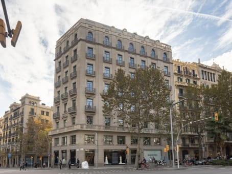 Building at Av. Diagonal, 409, 1st floor in Barcelona 1