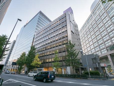 Prédio em 5-27-3 Sendagaya, 1F & 8F Shinjuku Yamato Building, Shibuyaku em Shibuya-ku 1