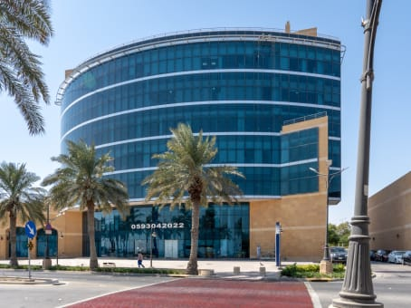 Building at Chamber of Commerce Building, 2nd Floor, Al Fanatir Square in Jubail 1