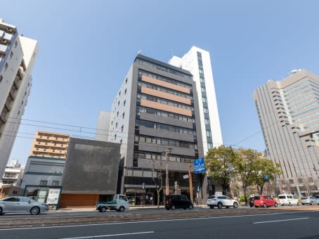 Building at 3-1-3 Otemachiou, 6F IT Otemachi Building, Nakaku in Hiroshima 1