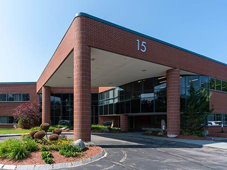 Mødelokalerne i New Hampshire, Bedford - Independence Place