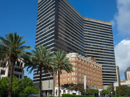 Building at 650 Poydras Street, Downtown, Suite 1400 in New Orleans 1