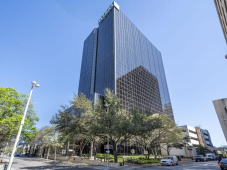 Building at 700 North St Mary's Street, Downtown, Suite 1400 in San Antonio 1