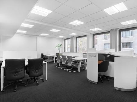 Mødelokalerne i Antwerp, City Centre