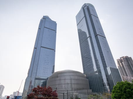 Building at 3 Hongqiao Road, 48/F, Building 2, Grand Gateway Tower in Shanghai 1