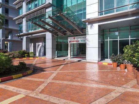 Mødelokalerne i Petaling Jaya, Brunsfield Oasis Tower