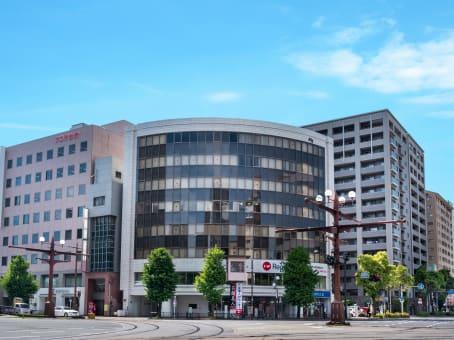 Building at 11-21 Nishisengoku-cho, 5F & 6F Kagoshima MS Building in Kagoshima 1