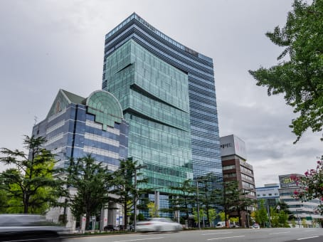 Building at Daegu Trade Centre, 8/F., 489, Dongdaegu-ro, Dong-gu in Daegu 1