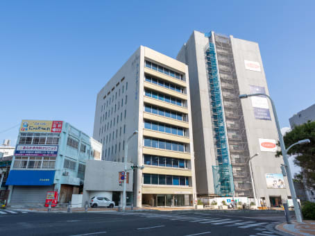 Building at 1F, 4F & 5F, Hawk City Naha Building, 1-10-24 Matsuo, Naha-shi in Okinawa 1