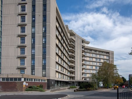 Building at Park Street, The Panorama in Ashford 1