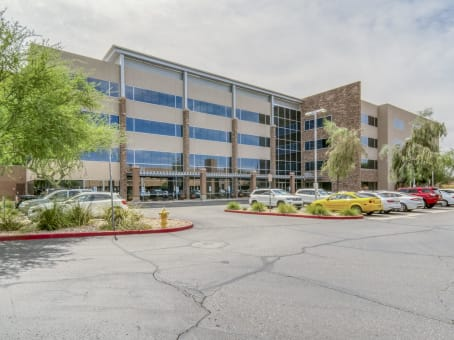 Building at 20860 North Tatum Boulevard, Desert Ridge Corporate Center, Suite 300 in Phoenix 1