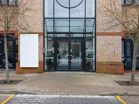 Meeting rooms at High Wycombe Kingsmead Business Park