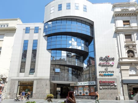 Building at 30 Kneza Mihaila Blvd, 5th Floor in Belgrade 1