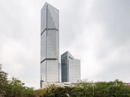 Building at 33 Zhongshan 3rd Road, 14/F, Tower A, China International Centre in Guangzhou 1